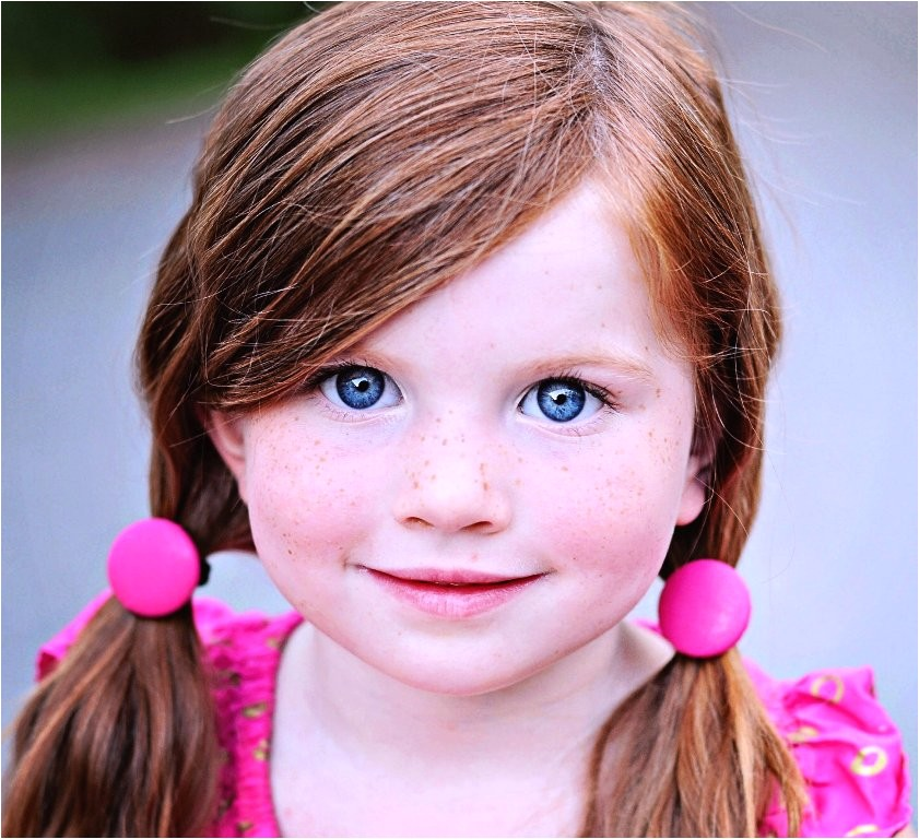 20 cute pigtail hairstyle ideas for girls