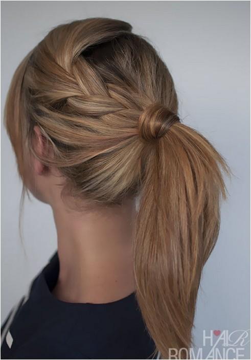 ponytail hairstyles new ponytails