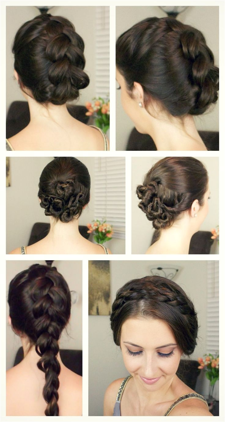 easy wet hairstyles for long hair