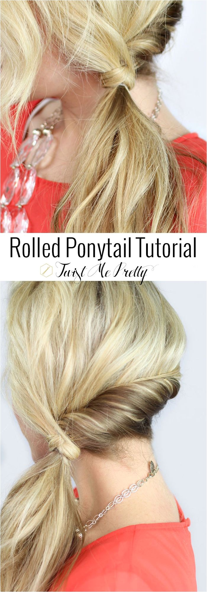Cute Quick Ponytail Hairstyles 1