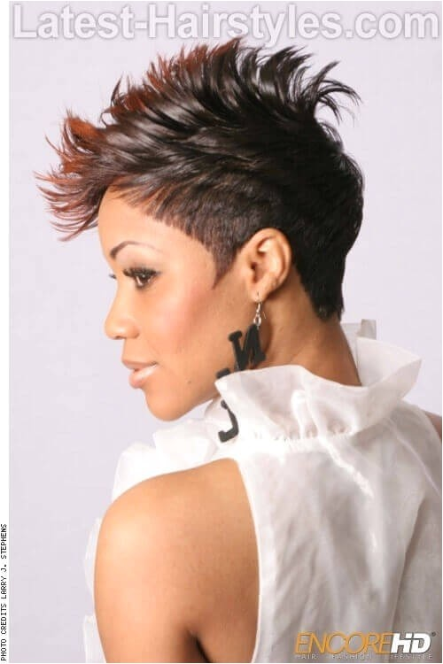 Cute Short Hairstyles for Square Faces 20 Black Women S Hot Hairstyles for Square Faces