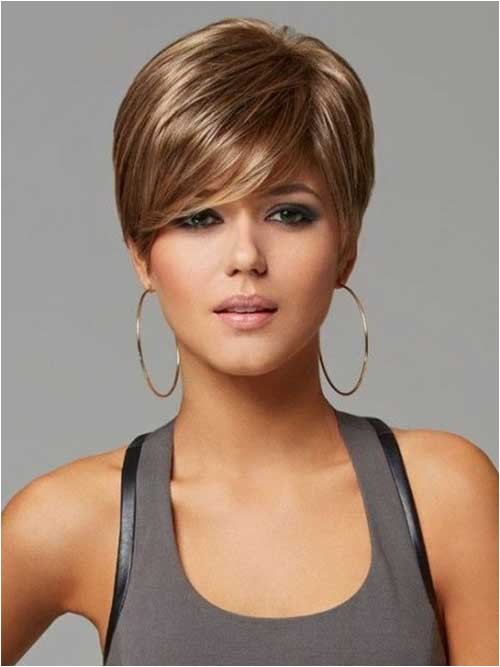 Cute Short Hairstyles for Square Faces 25 Pixie Style Haircuts