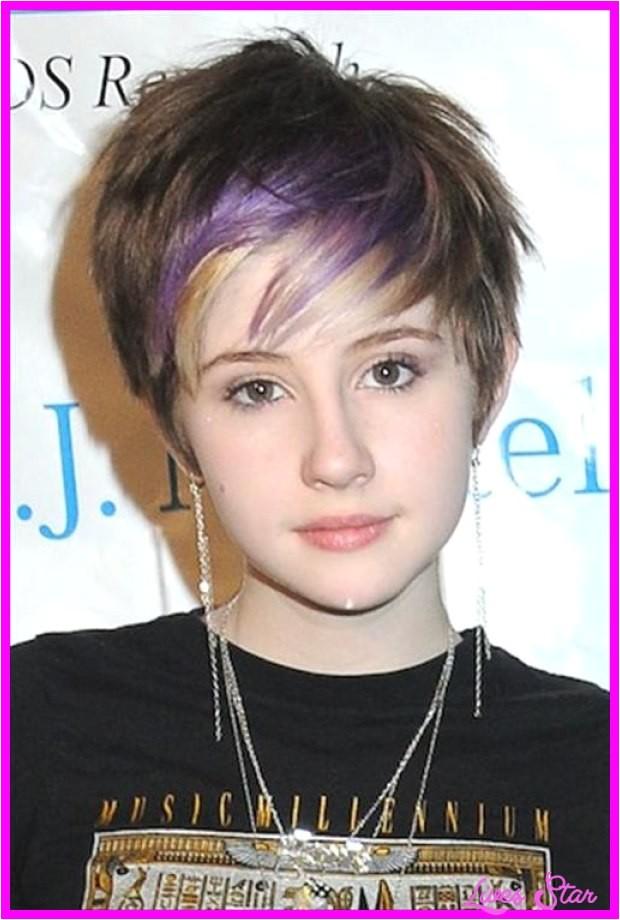 cute haircuts for teenage girls