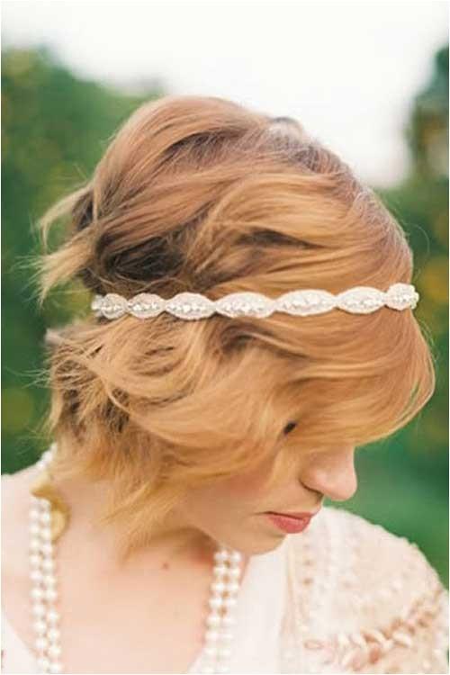 30 wedding hair styles for short hair