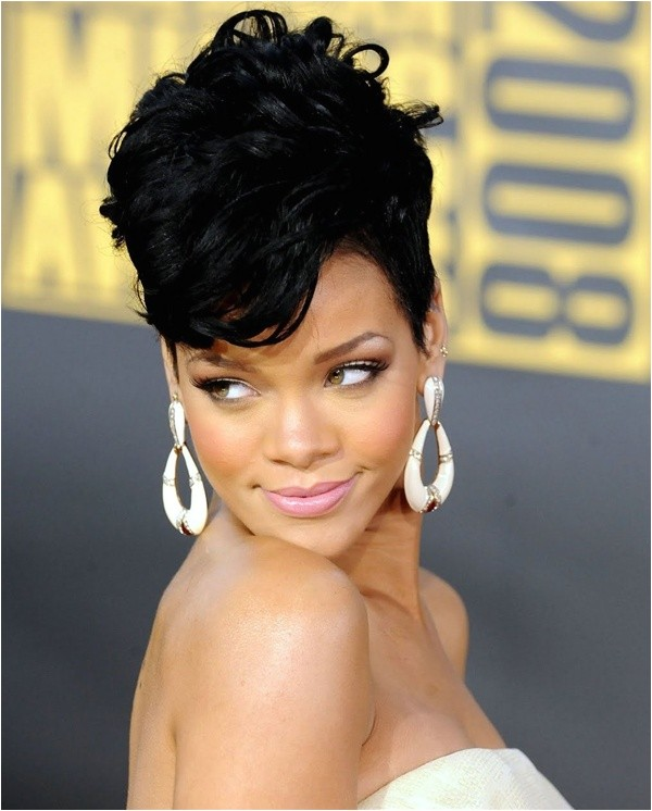 Cute Short Mohawk Hairstyles Mohawk Hairstyles for Women with Short and Long Hair