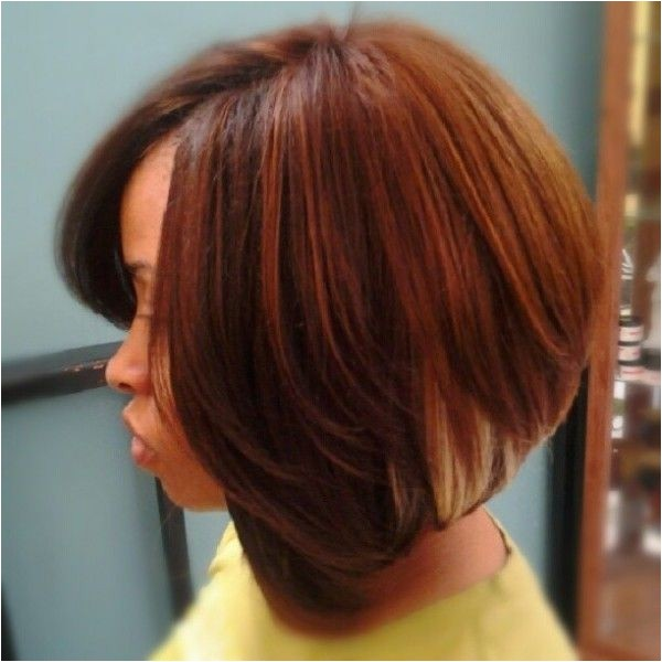 groovy short bob hairstyles black women