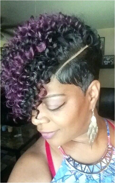 Cute Short Weave Hairstyles Short Curly Quick Weave Hairstyles Best Short Hair Styles