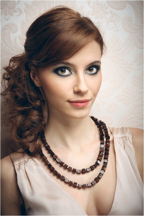 easy and cute shoulder length hairstyles for thick hair
