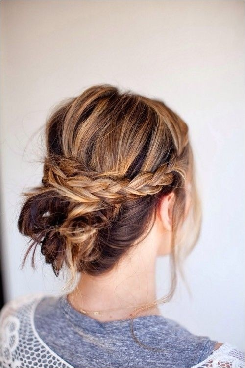 22 great braided updo hairstyles for girls