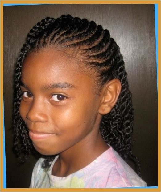 cute braided hairstyles for short african american hair