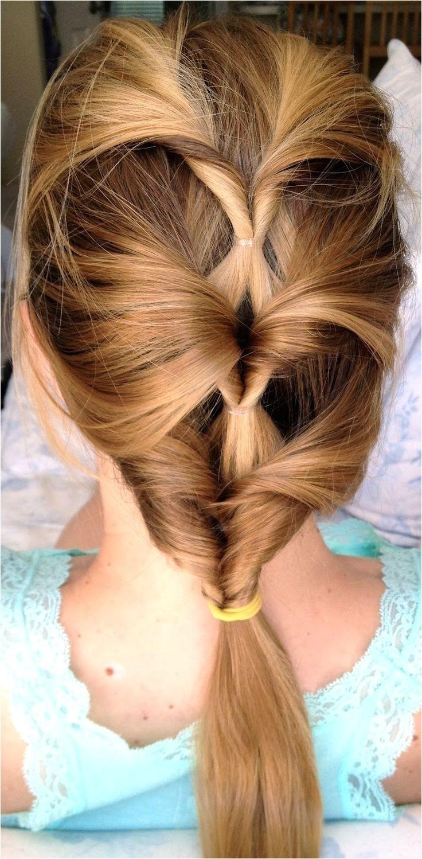 cute hairstyles long straight hair