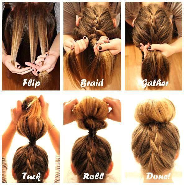 easy bun hairstyle tutorials summers top 10