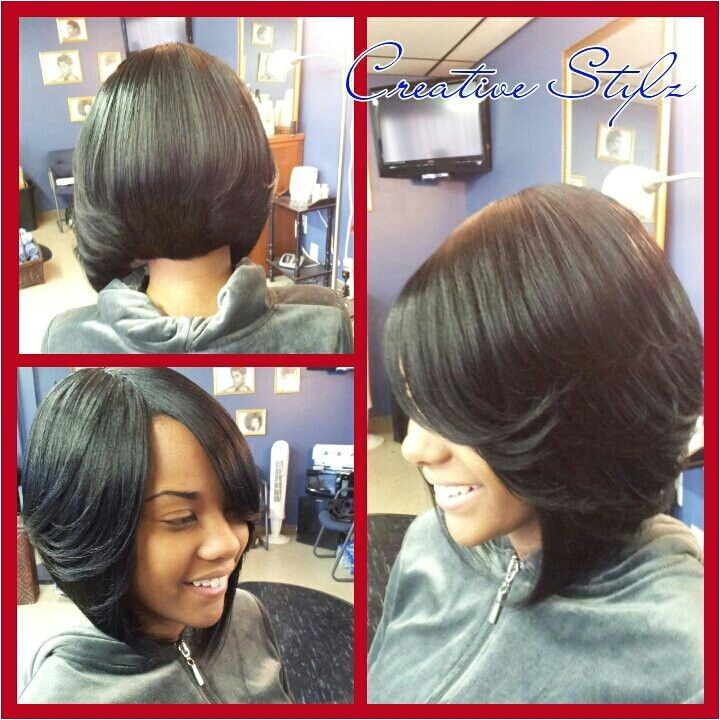 quick and easy hairstyles with weave