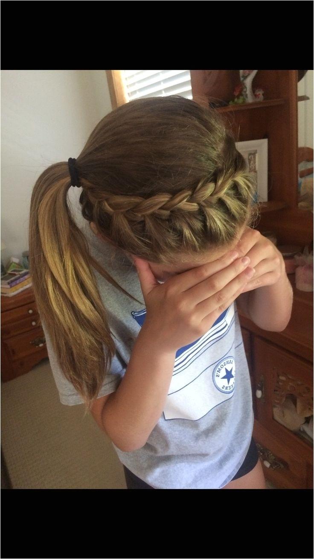 cute basketball hairstyles