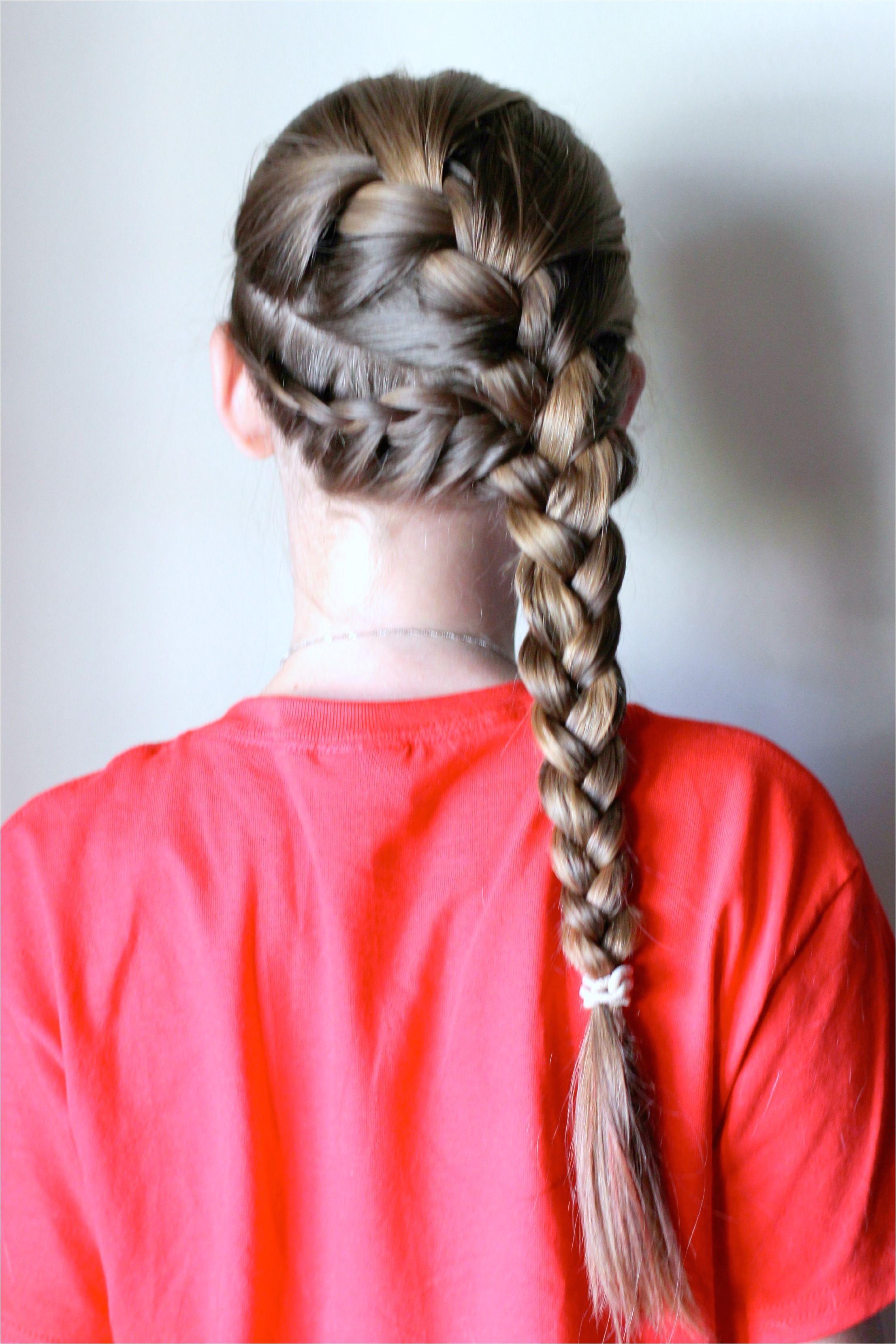 Cute soccer Hairstyles 1