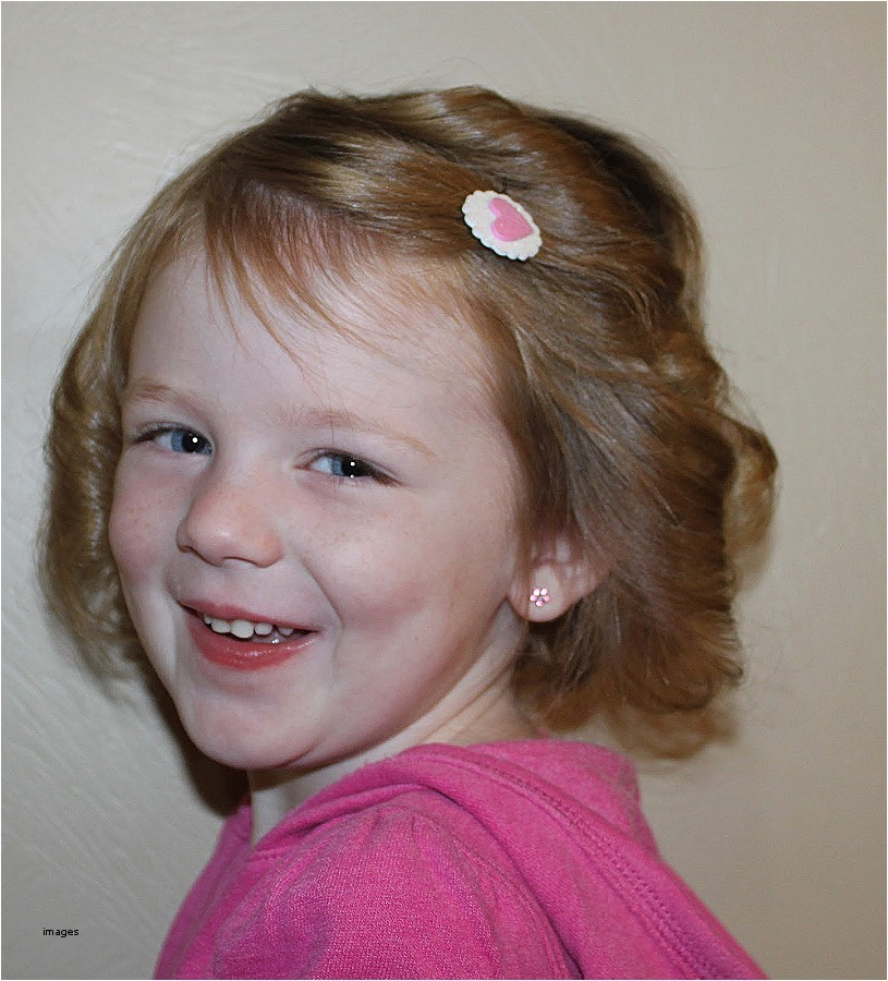 cute hairstyles for baby girls with short hair