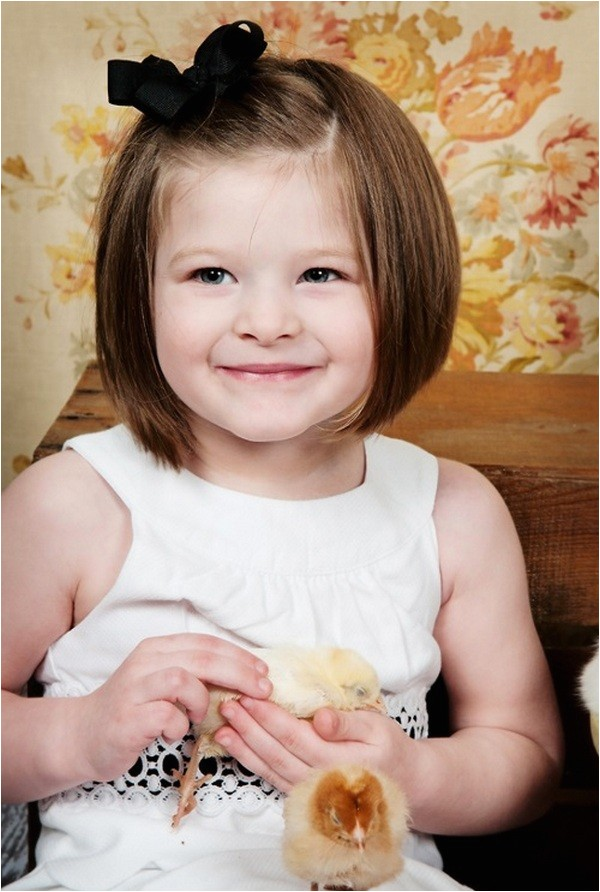 quick easy hair styles for little girls