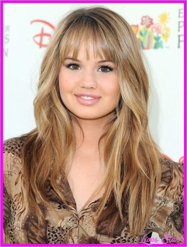 cute teenage girl haircuts with bangs