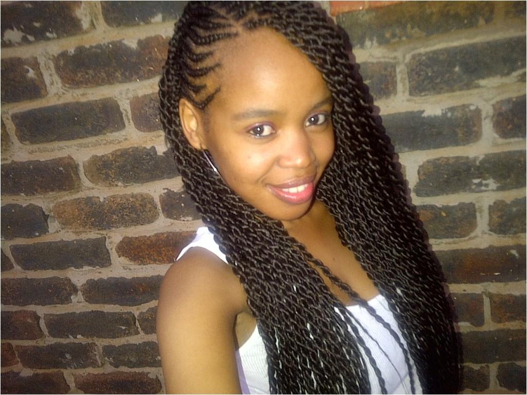 black twists and braids 2017