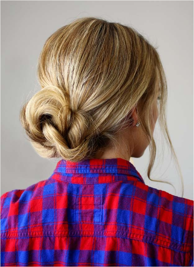 cute easy updo hairstyles for work