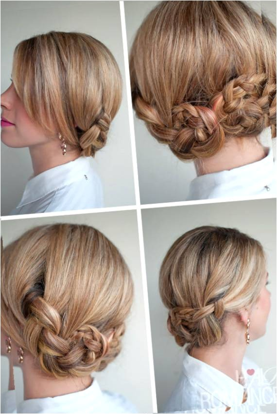 best photo of hairstyles for waitresses