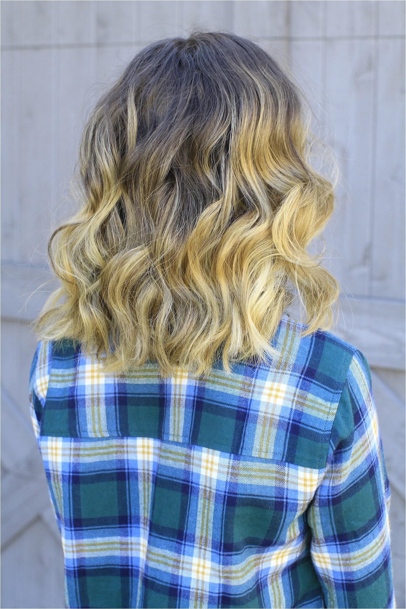 baileys 25mm wand curls
