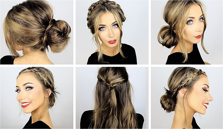 Cute Work Hairstyles for Long Hair Easy Cute Hairstyle for Work Hairstyles