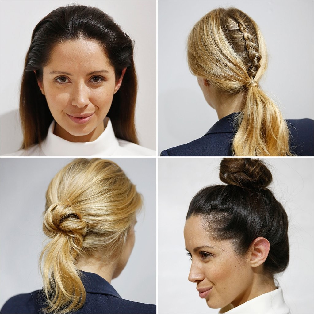 Quick Hairstyles Work
