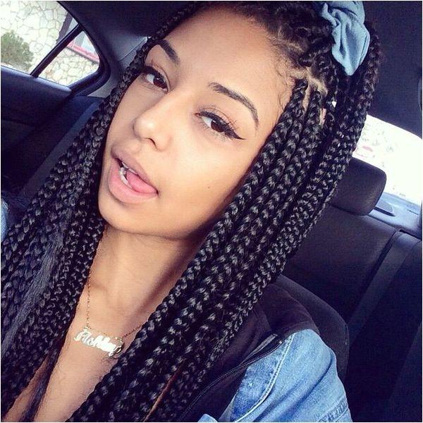 box braids hairstyles
