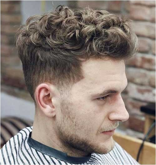 different hairstyle ideas for men with curly hair