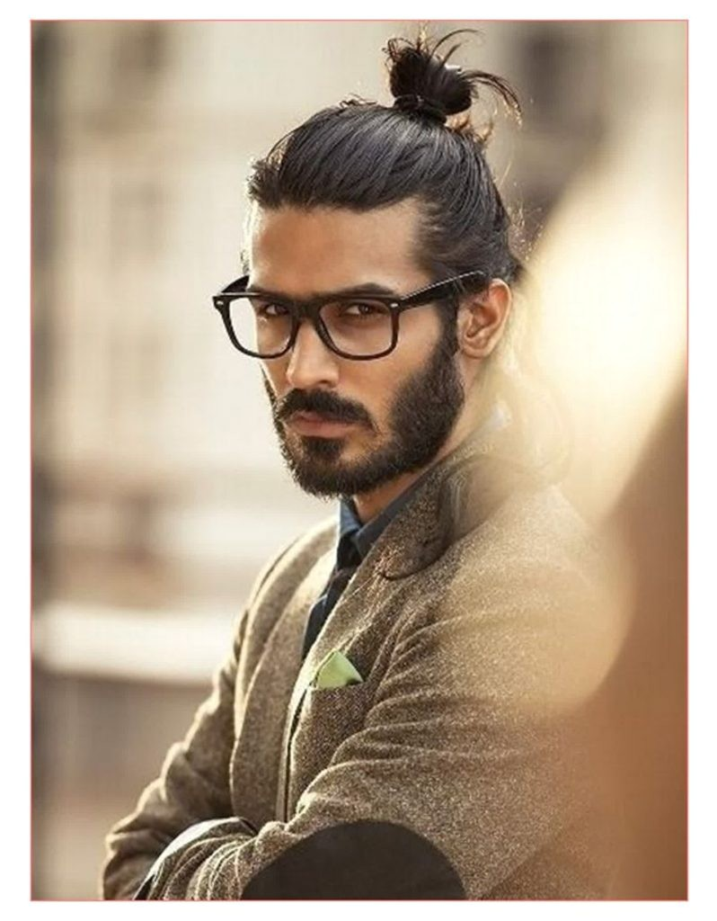 Different Hairstyles for Long Hair for Men Mens Medium Long Hairstyles