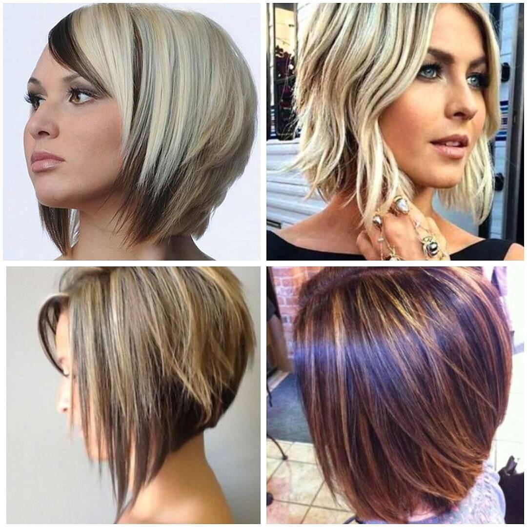 reverse bob haircuts