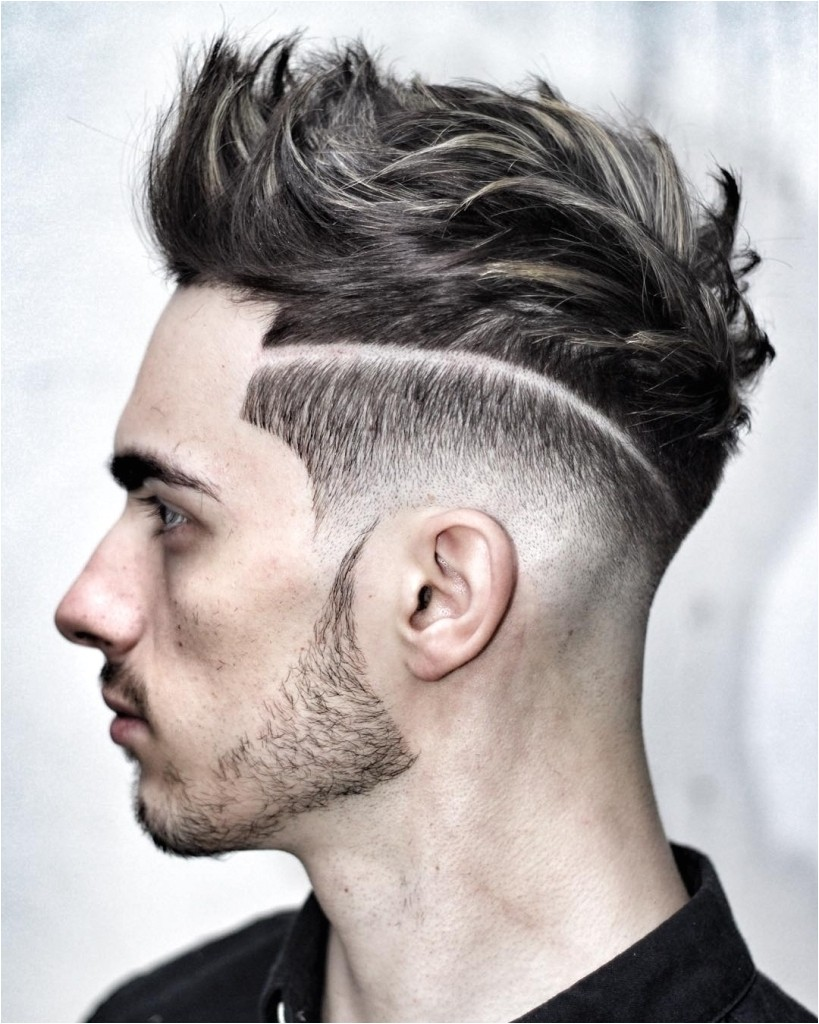 Different Types Of Fade Haircuts for Men 30 Cool Best Trend Different Types Fades Haircut In