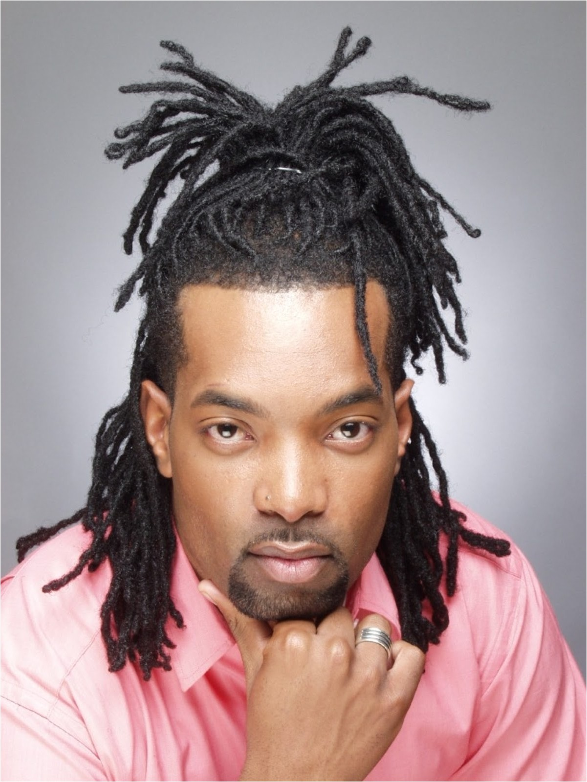 dread hairstyles for black men