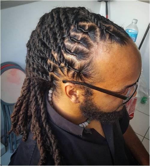 mens dreadlocks styles