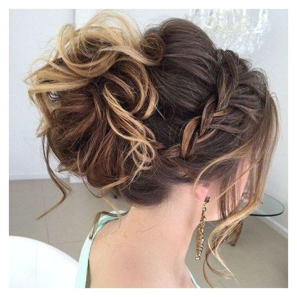 long formal hair