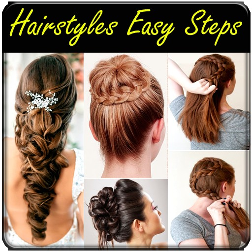 hairstyles easy hairstyles step by step hair styles tutorials