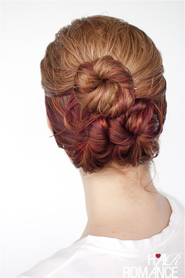 ready fast with 7 easy hairstyle tutorials for wet hair
