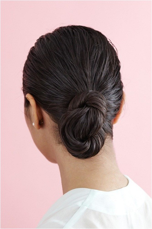 quick easy hairstyles for wet long hair for busy women