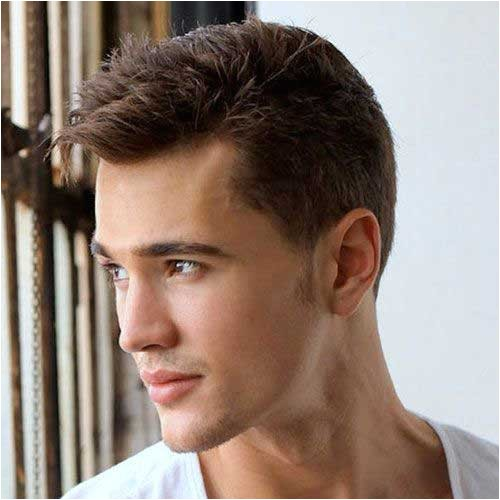 Easy Short Mens Hairstyles 15 Trendy Short Hairstyles for Men