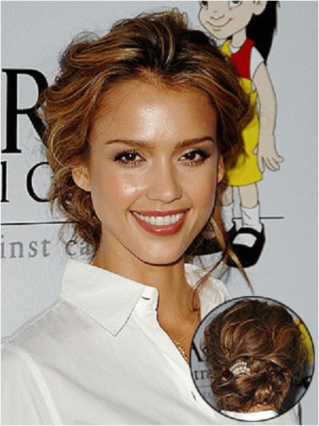 easy curly hairstyles you can wear to work