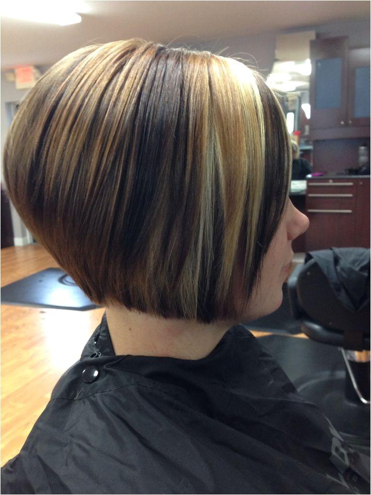 high back bob haircut