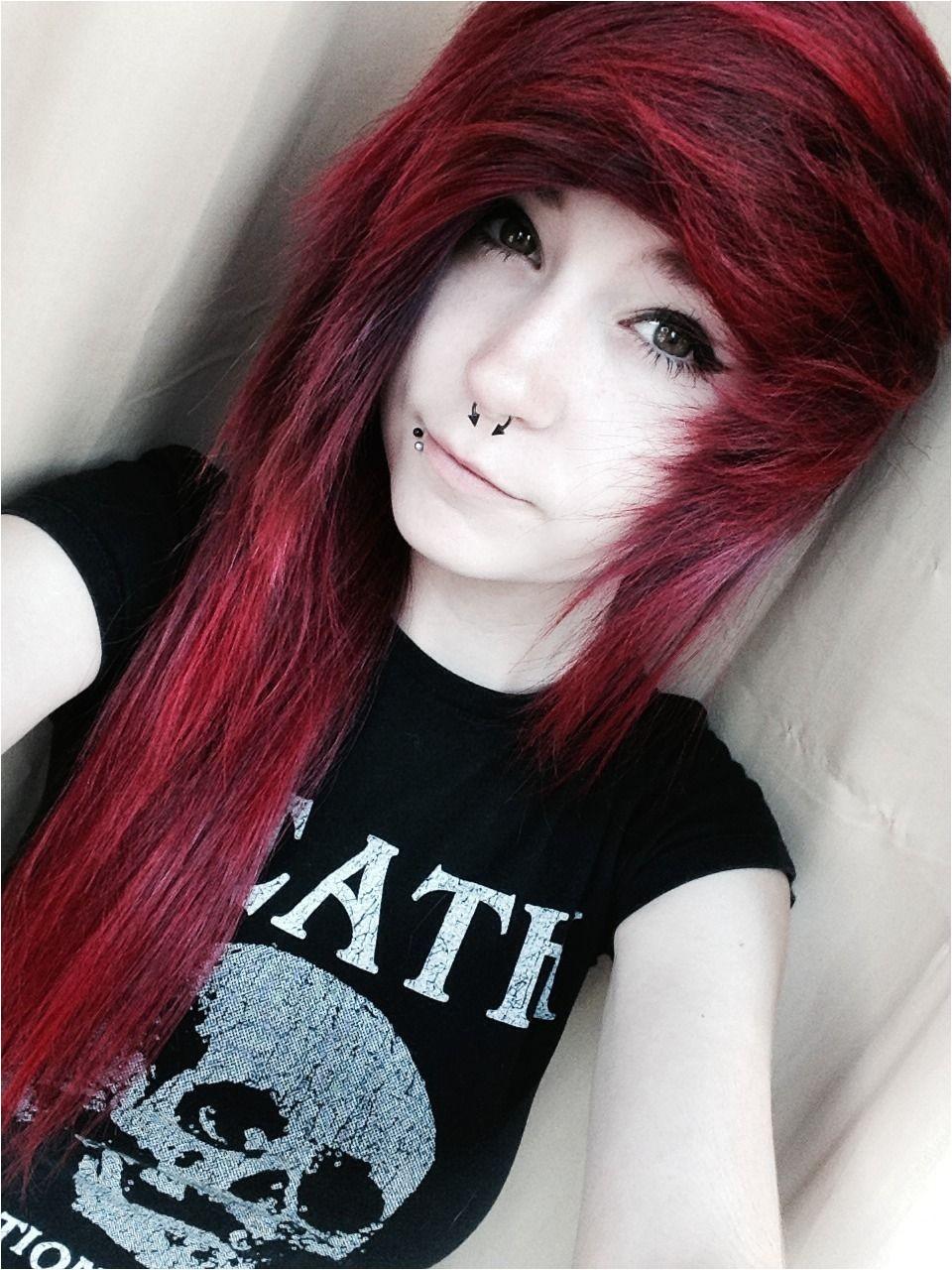 scene hair red hair scene emo emo hair