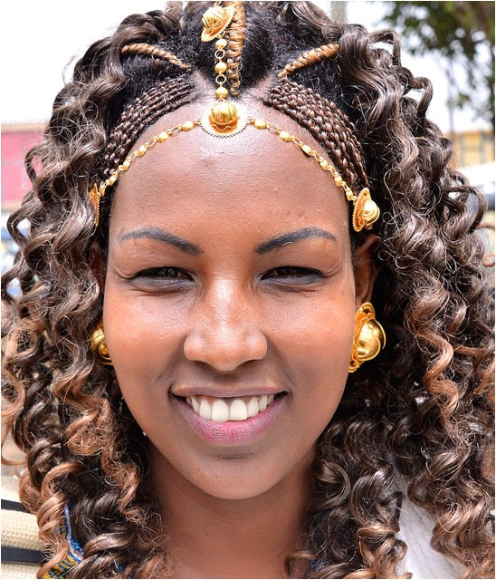 Ethiopian Hairstyle Braids How to Get Beautiful Ethiopian Braids
