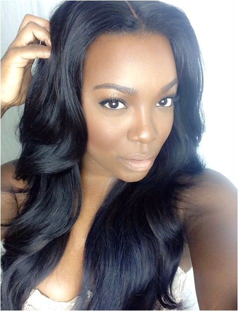 Extension Hairstyles for Black Women Simple Hairstyle for Hair Extensions for Black Women