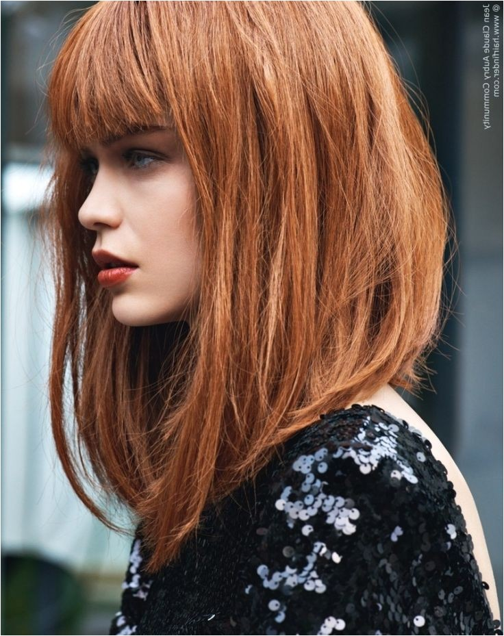 Extra Long Bob Haircuts the 25 Best Extra Long Bobs Ideas On Pinterest