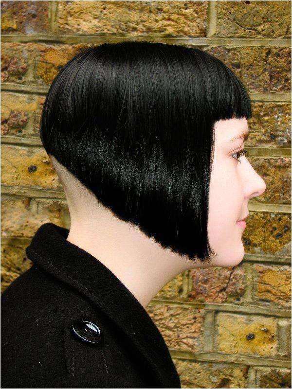 bob haircut extreme