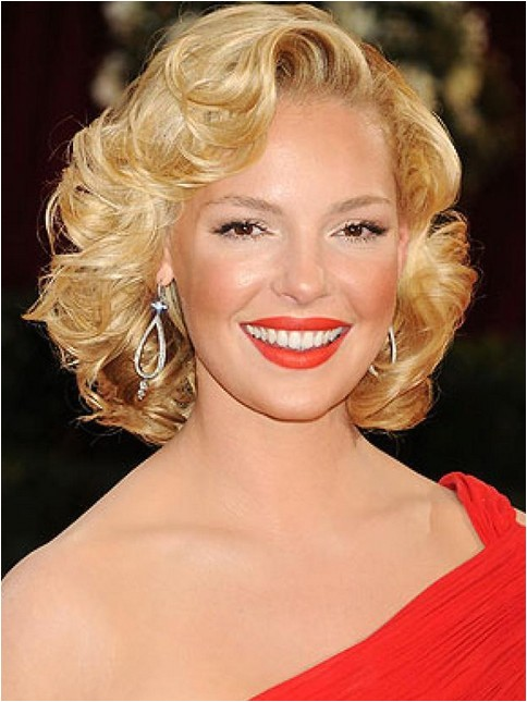 ways to style short hair for the prom