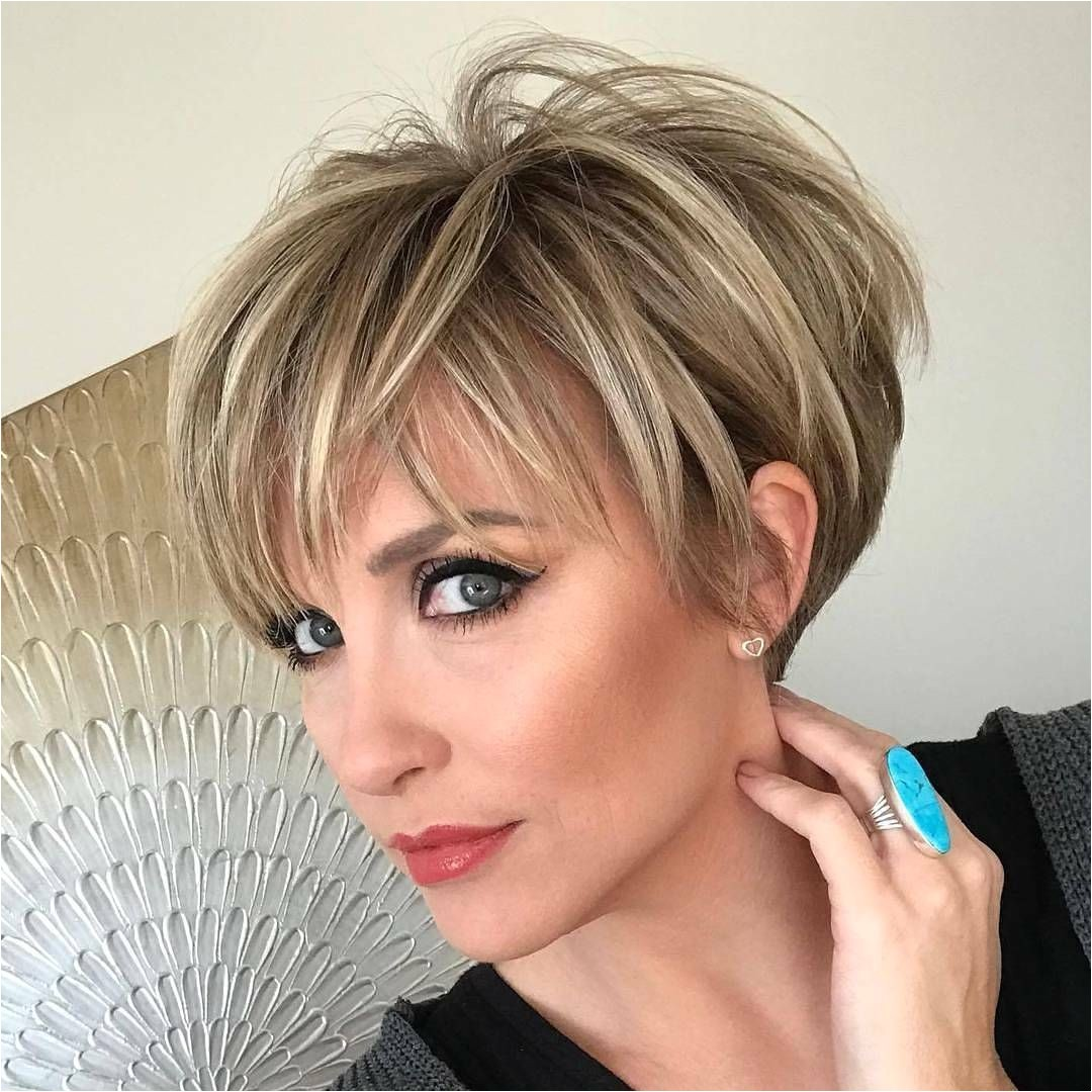 Easy Daily Short Hairstyle for Women Short Haircut Ideas