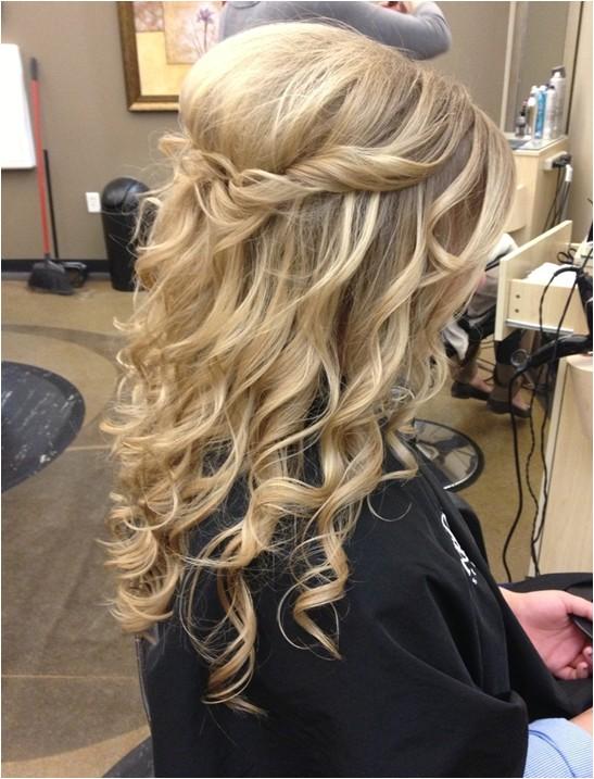 16 beautiful prom hairstyles long hair 2015